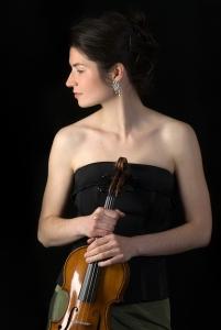 Regine Freitag (Violine)