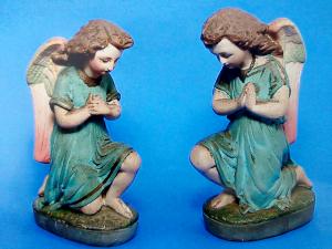 Weihnachtsausstellung: Engel aus aller Welt – Exponate von Elisabeth Scheffler